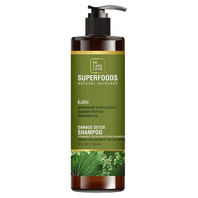 SuperFoods Kale Damage Detox Shampoo
