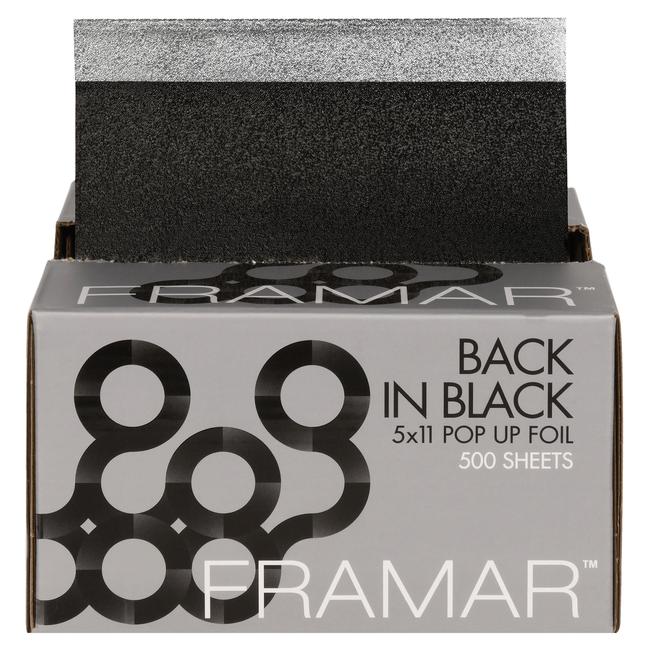 Back In Black Pop Up Foil - 500 Sheets