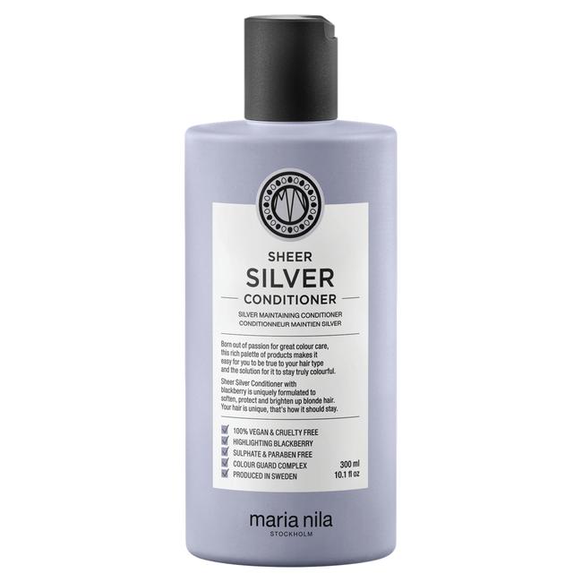 Sheer Silver Conditioner