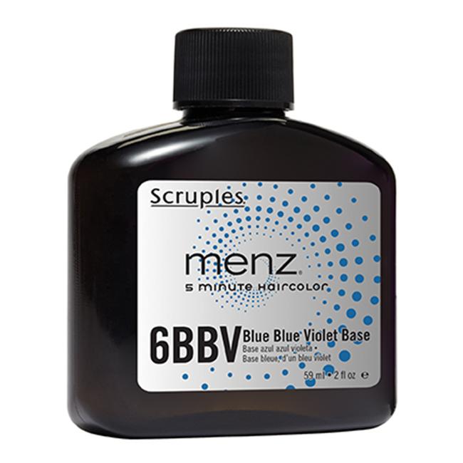 6BBV Charcoal Blue Blue Violet Base