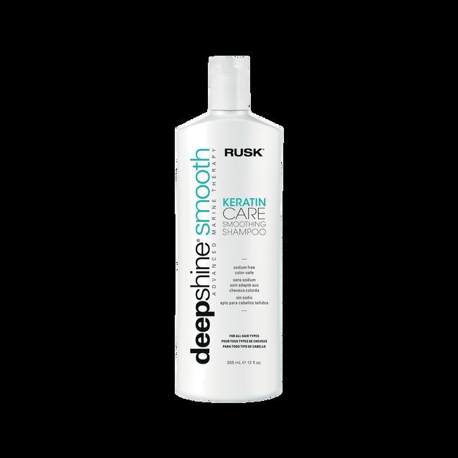 Keratin Care Smoothing Shampoo - Deepshine