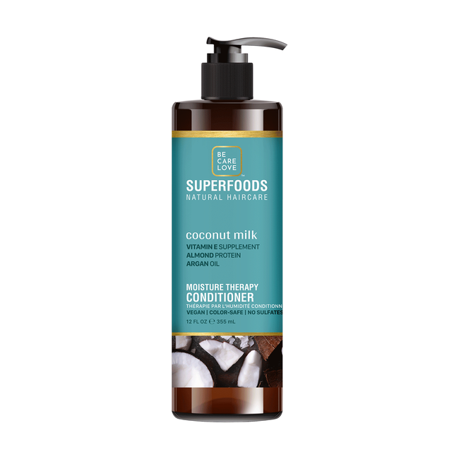 SuperFoods Coconut Milk Moisture Therapy Conditioner