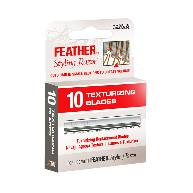 Texturizing Razor Blades