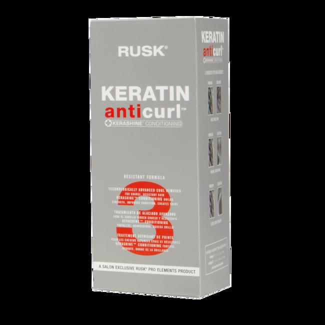 Anti Curl #3 with Keratin