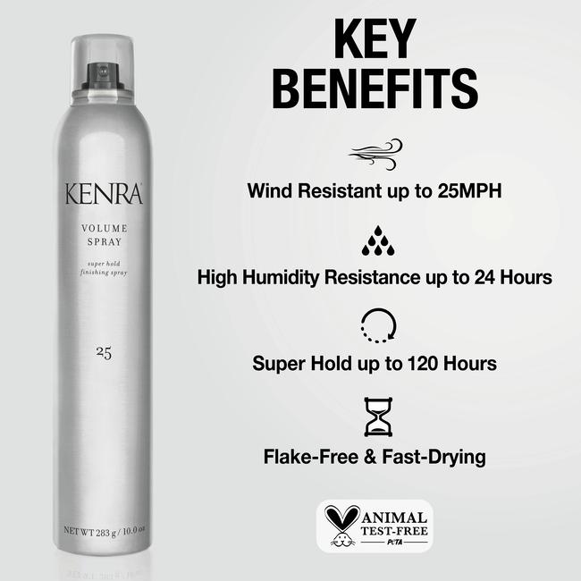 Volume Spray 25 55% VOC