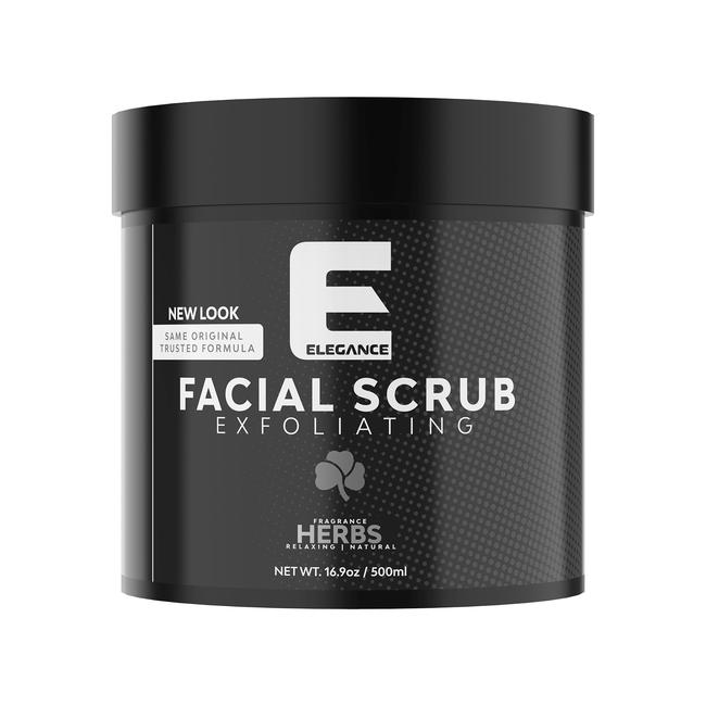Facial Scrub - Mixed Herbs