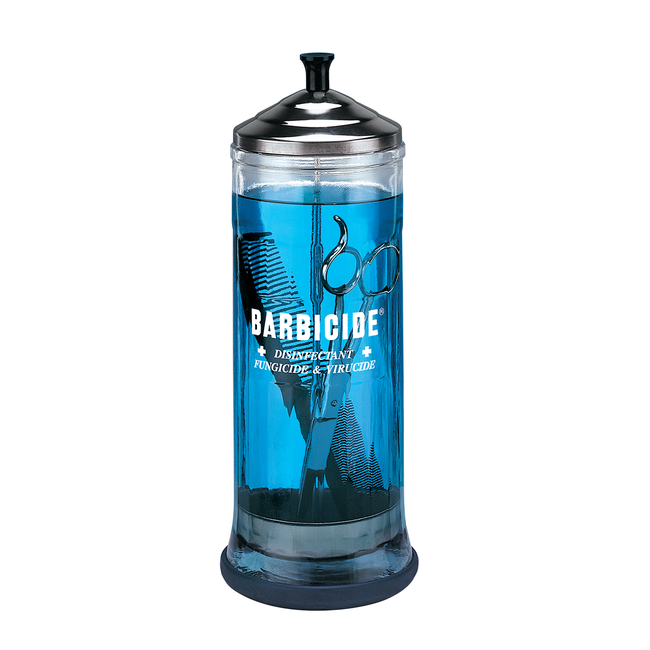 King Research Barbicide Disinfecting Jar (37 oz.)