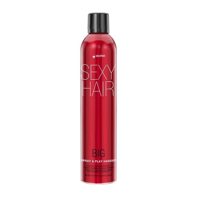 Spray & Play Harder Volumizing Hairspray