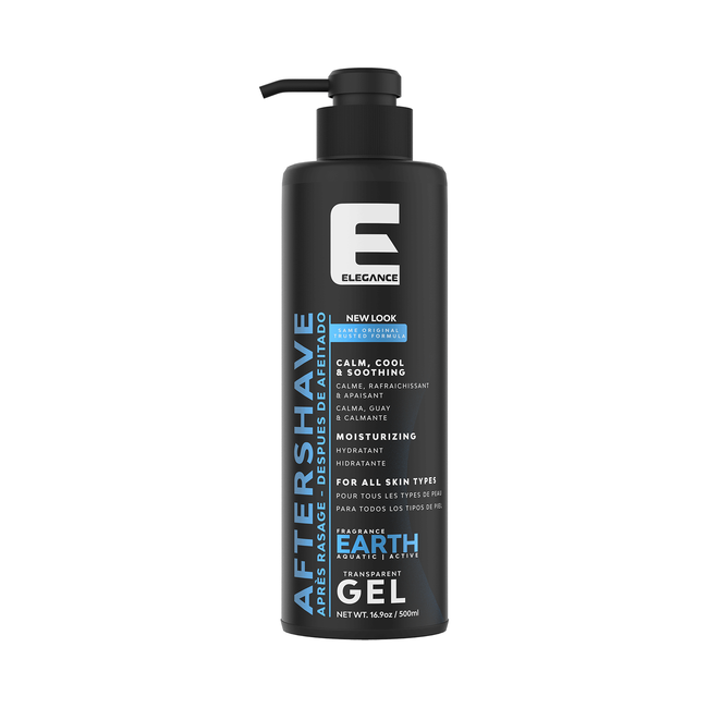 After Shave Gel - Earth