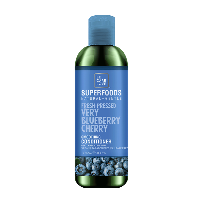 Fresh-Pressed  Blueberry Cherry Smoothing Conditioner
