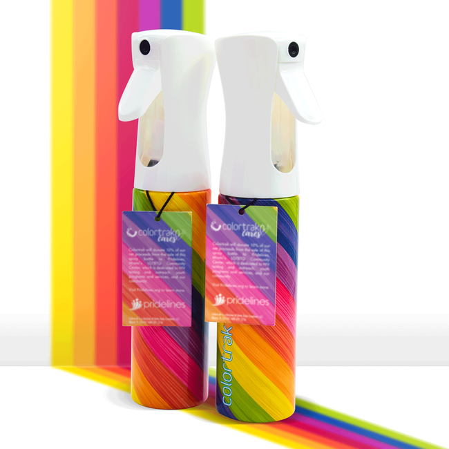 Paint With Pride Spray Bottle