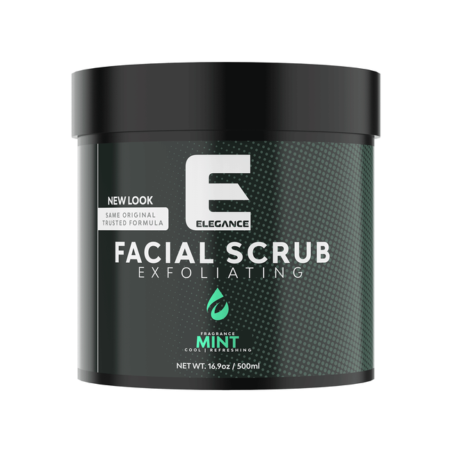 Facial Scrub - Mint