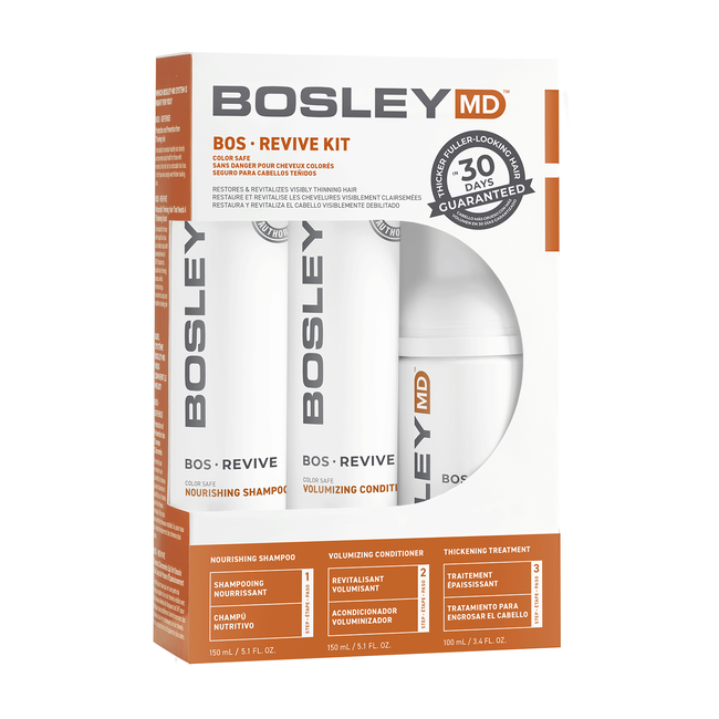 BosRevive Color-Safe 30 Day Kit
