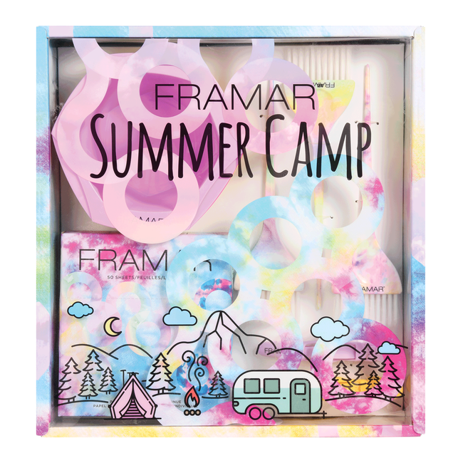 Summer Camp Colorist Kit