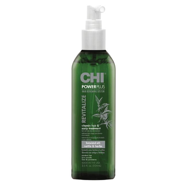 CHI Power Plus Revitalize Vitamin Hair & Scalp Treatment
