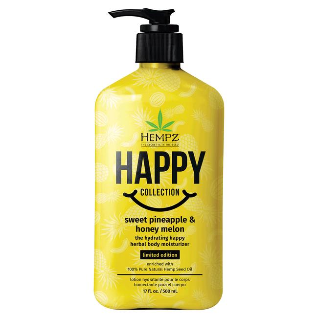 Happy Hydrating Herbal Body Moisturizer