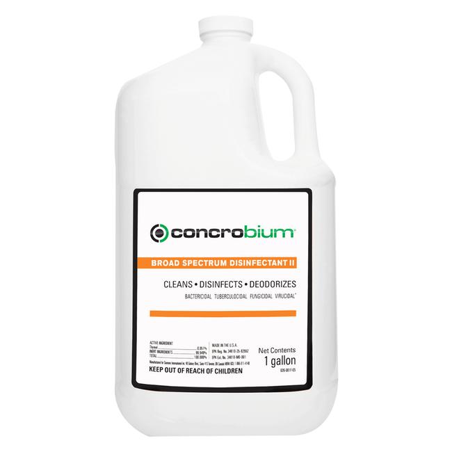 Concrobium Pro Broad Spectrum Disinfectant II
