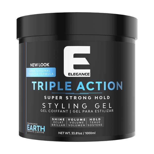 Triple Action Styling Gel Earth