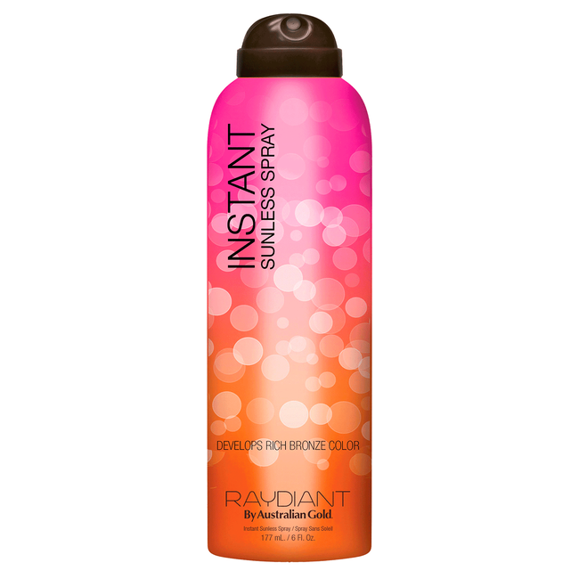 Instant Sunless Spray Bronzer