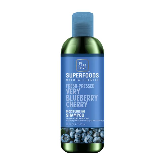 Fresh-Pressed Very Blueberry Cherry Moisturizing Shampoo