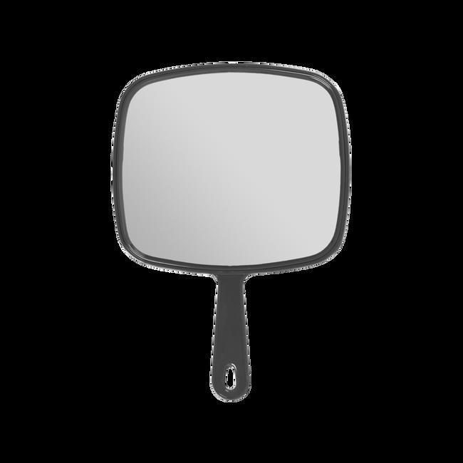 Black Square Mirror 9 Inch x12 Inch