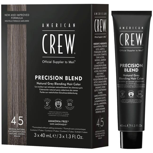 Precision Blend Medium Natural 3-Pack