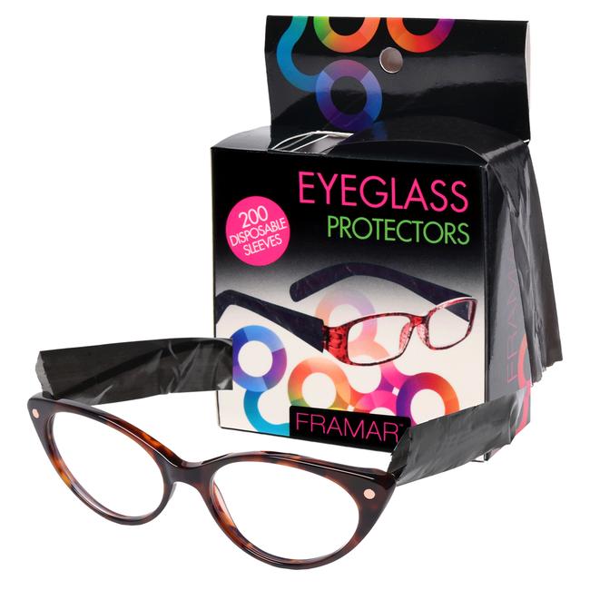 Eyeglass Protector Sleeves - 200 Count