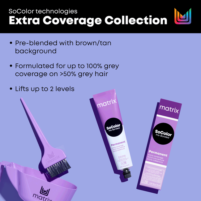 Extra Coverage 510NA Extra Light Blonde Neutral Ash