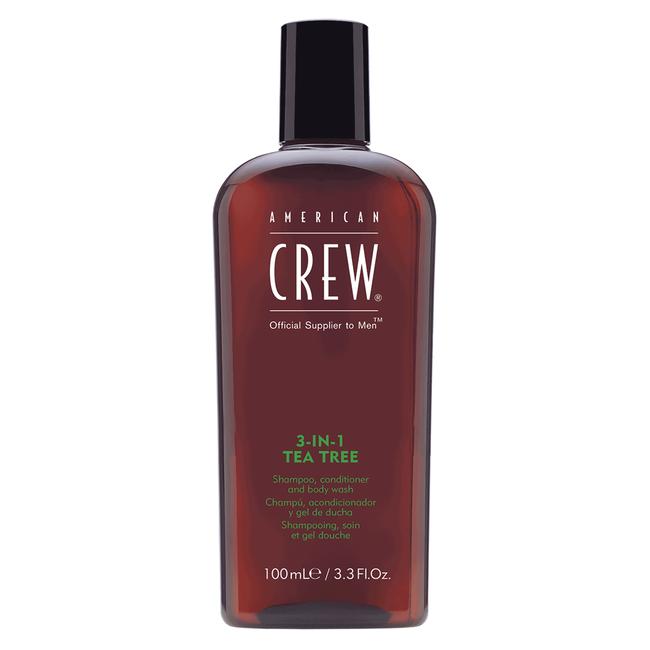 3-in-1 Tea Tree Shampoo, Conditioner & Body Wash