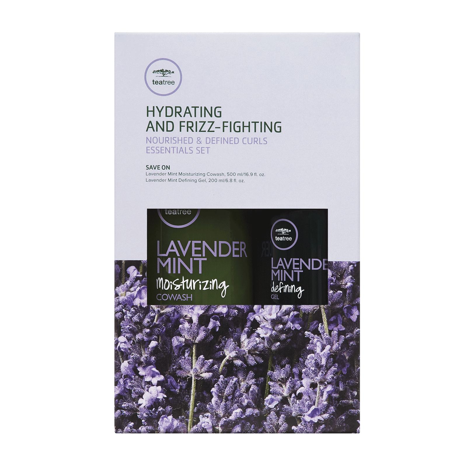 Tea Tree Lavender Mint Defining Gel, CoWash