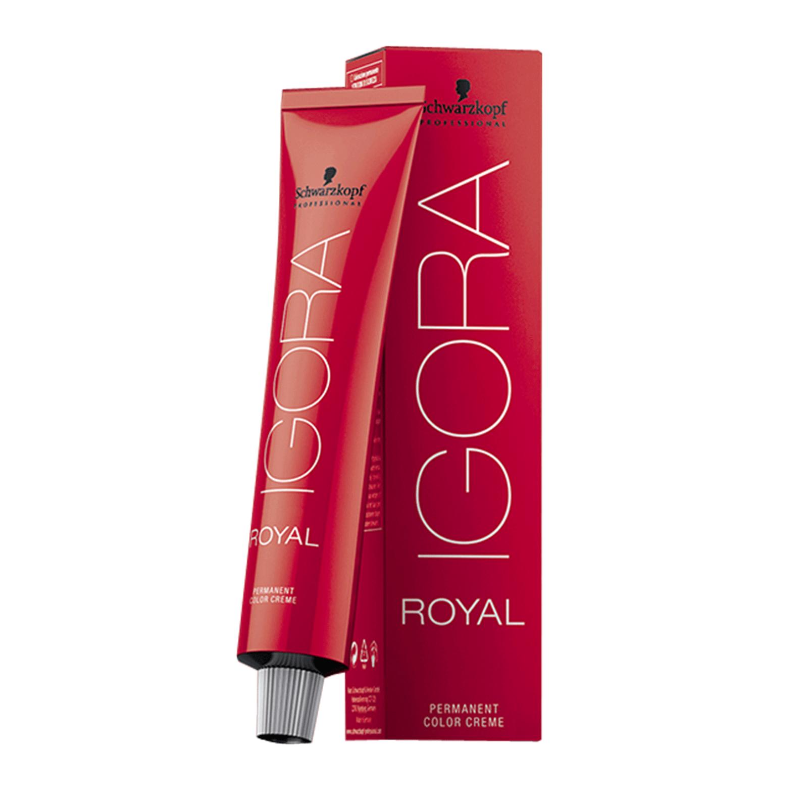 88d1eff5ee 9.5-18 Rose - Royal Permanent Color Creme - Schwarzkopf Professional ...