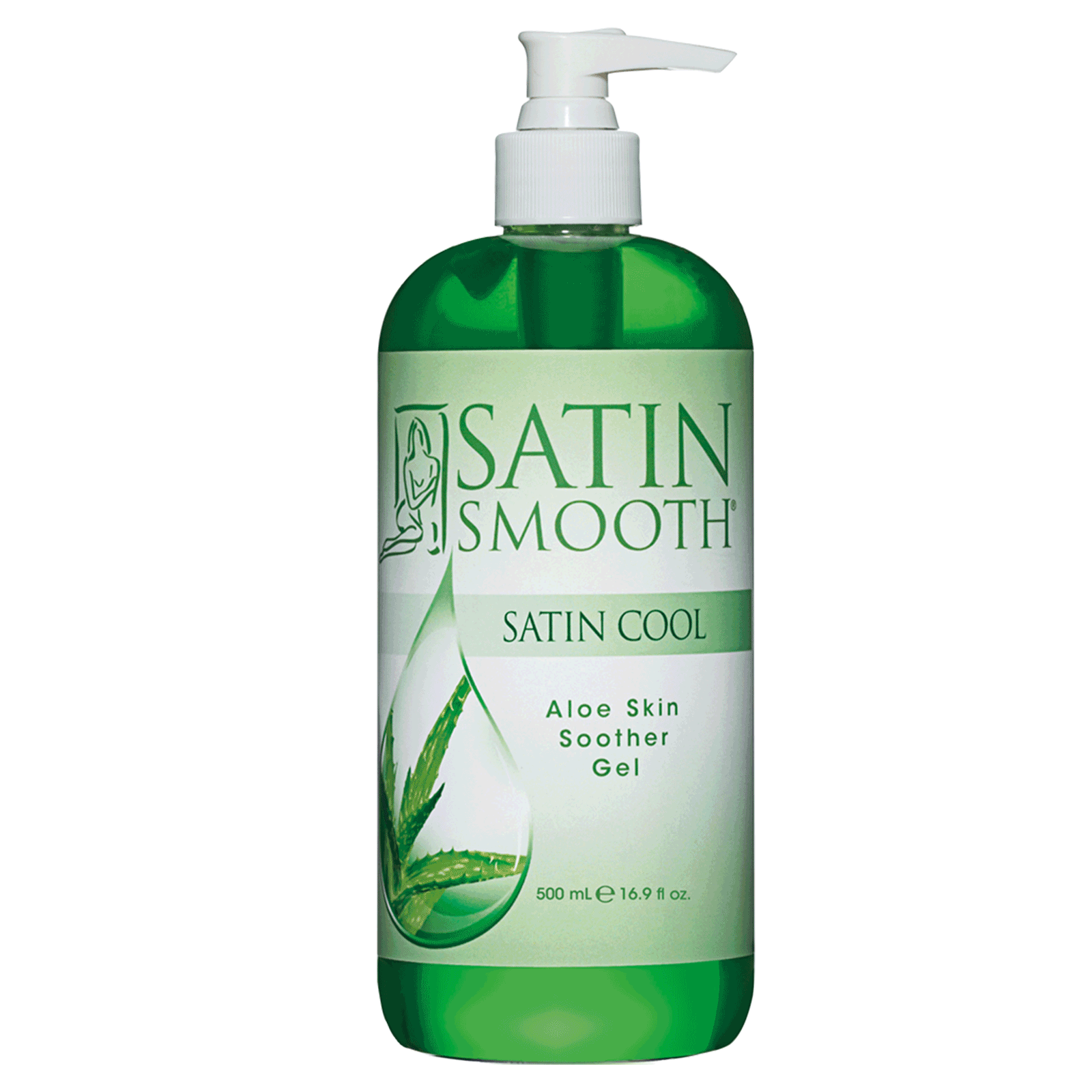 Satin Cool Aloe Vera Skin Soother