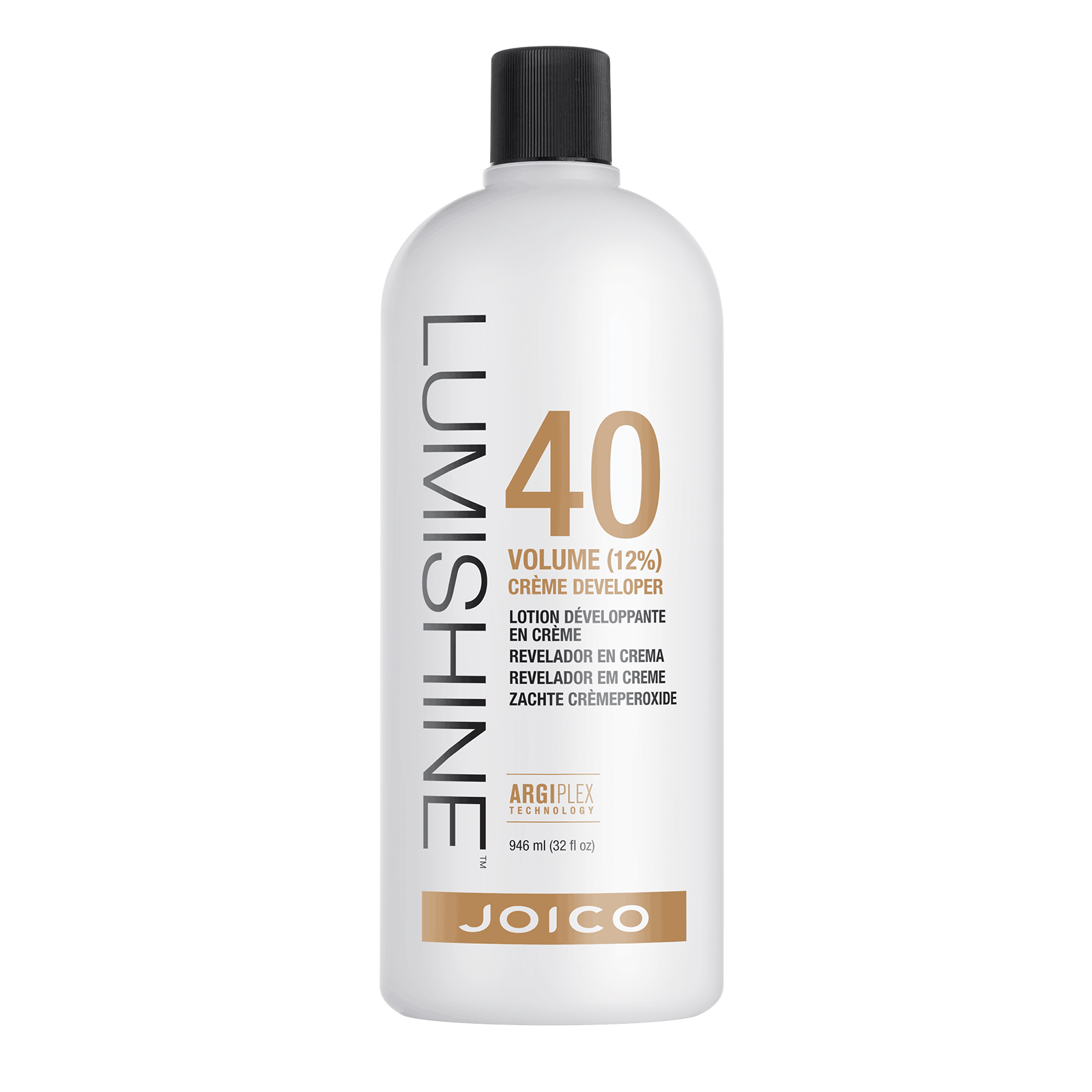 Lumishine Creme Developer - 40 Volume