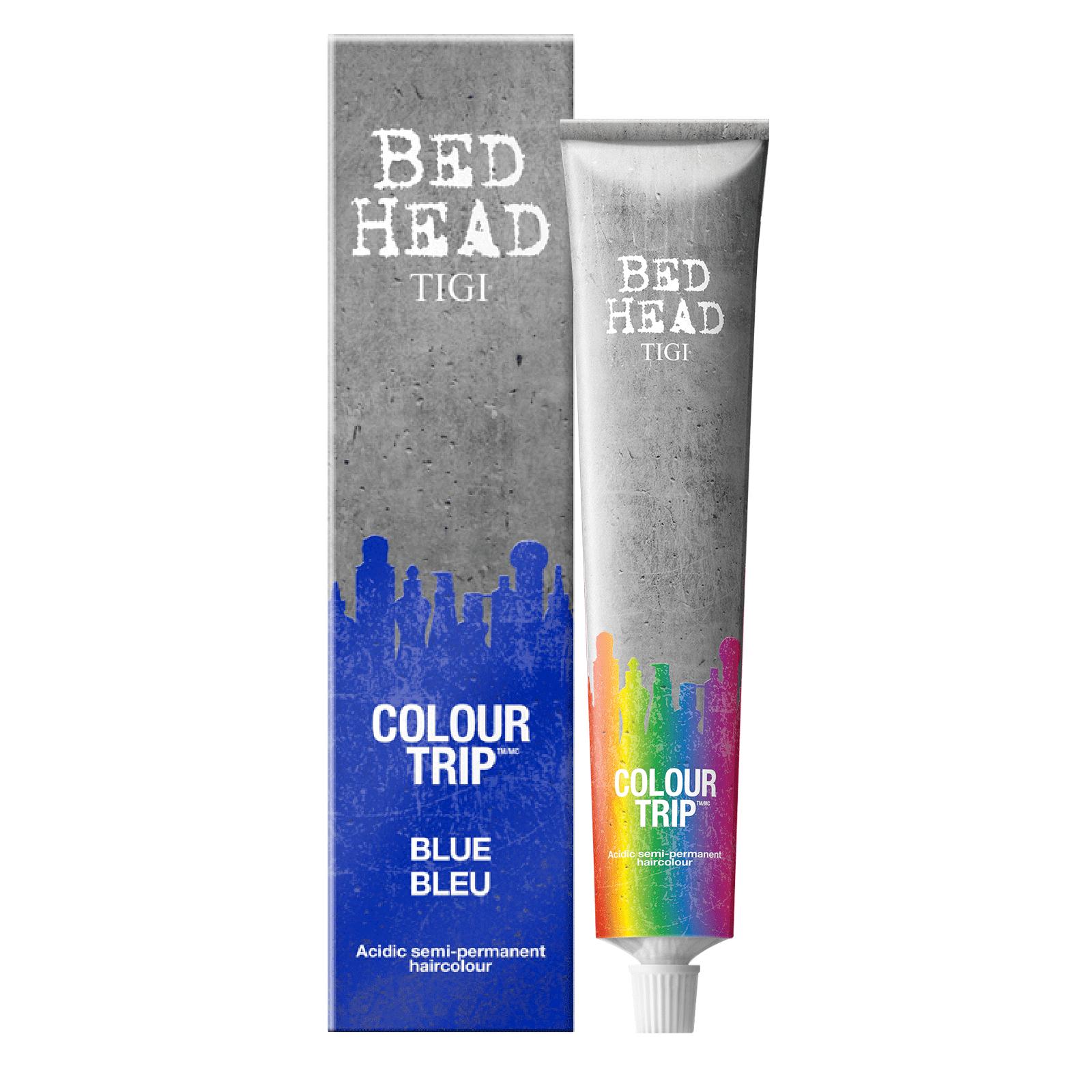 Bed head colour trip semi permanent shades tigi cosmoprof bed head colour trip semi permanent shades nvjuhfo Choice Image