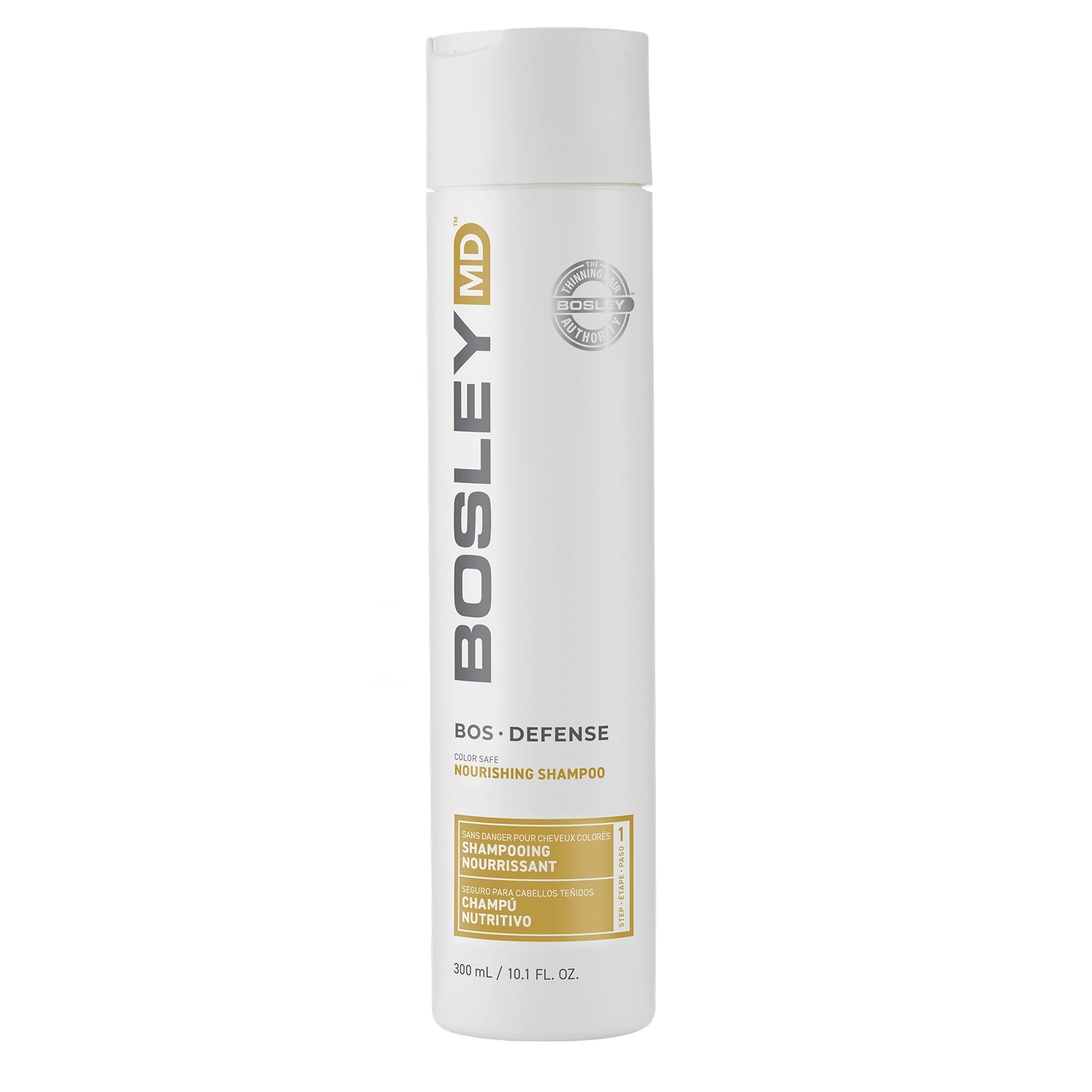 BosDefense Color-Safe Nourishing Shampoo