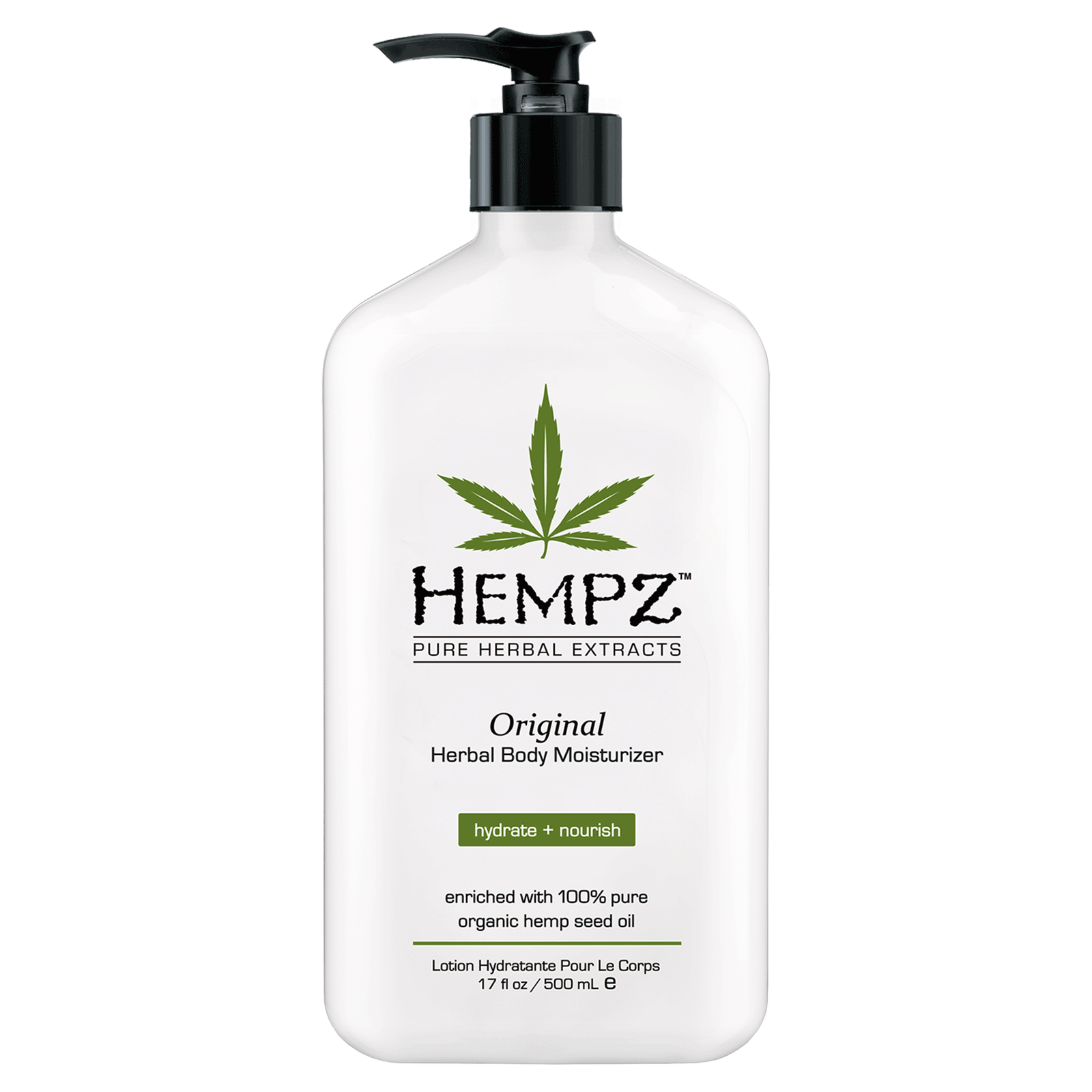 Original Body Herbal Moisturizer