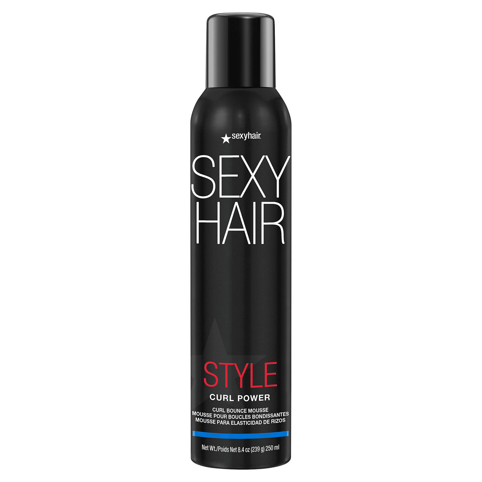 Curly Sexy Hair - Curl Power Curl  Bounce Mousse