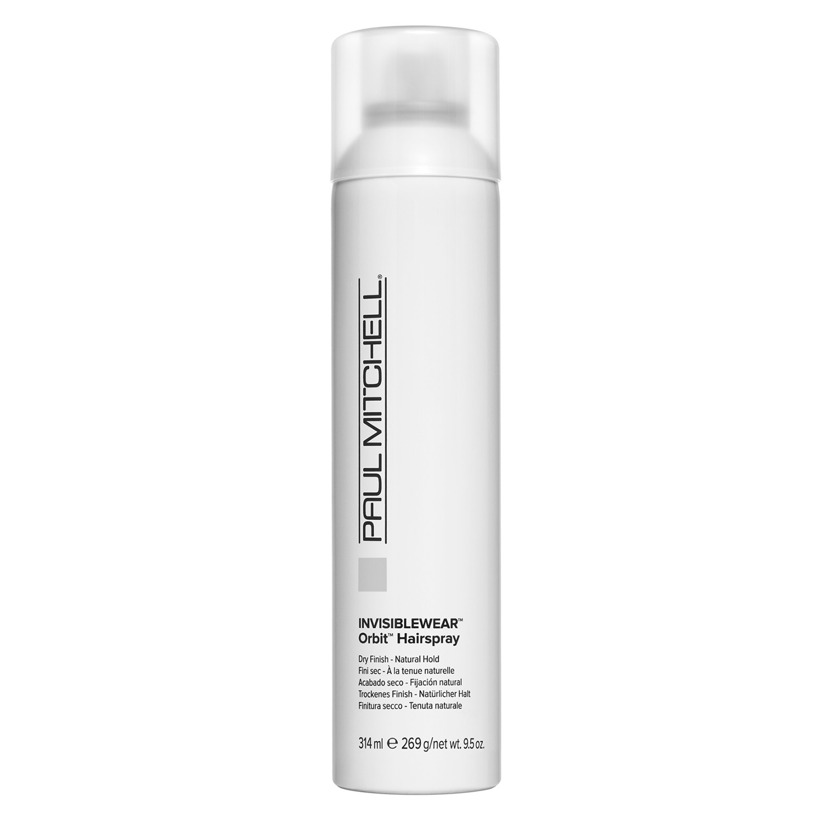 Invisiblewear™ Orbit Finishing Hairspray