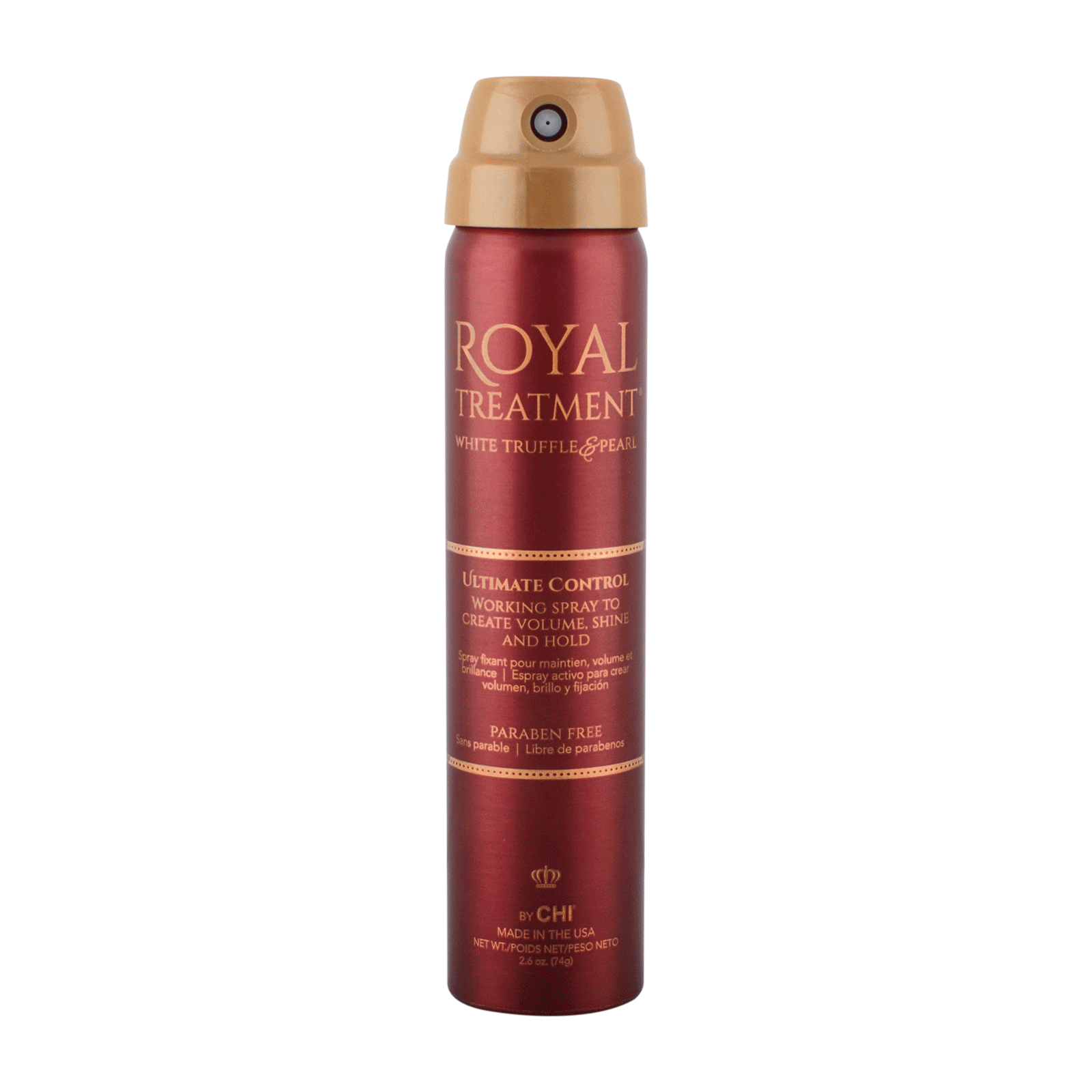 Royal Treatment - Ultimate Control Hairspray