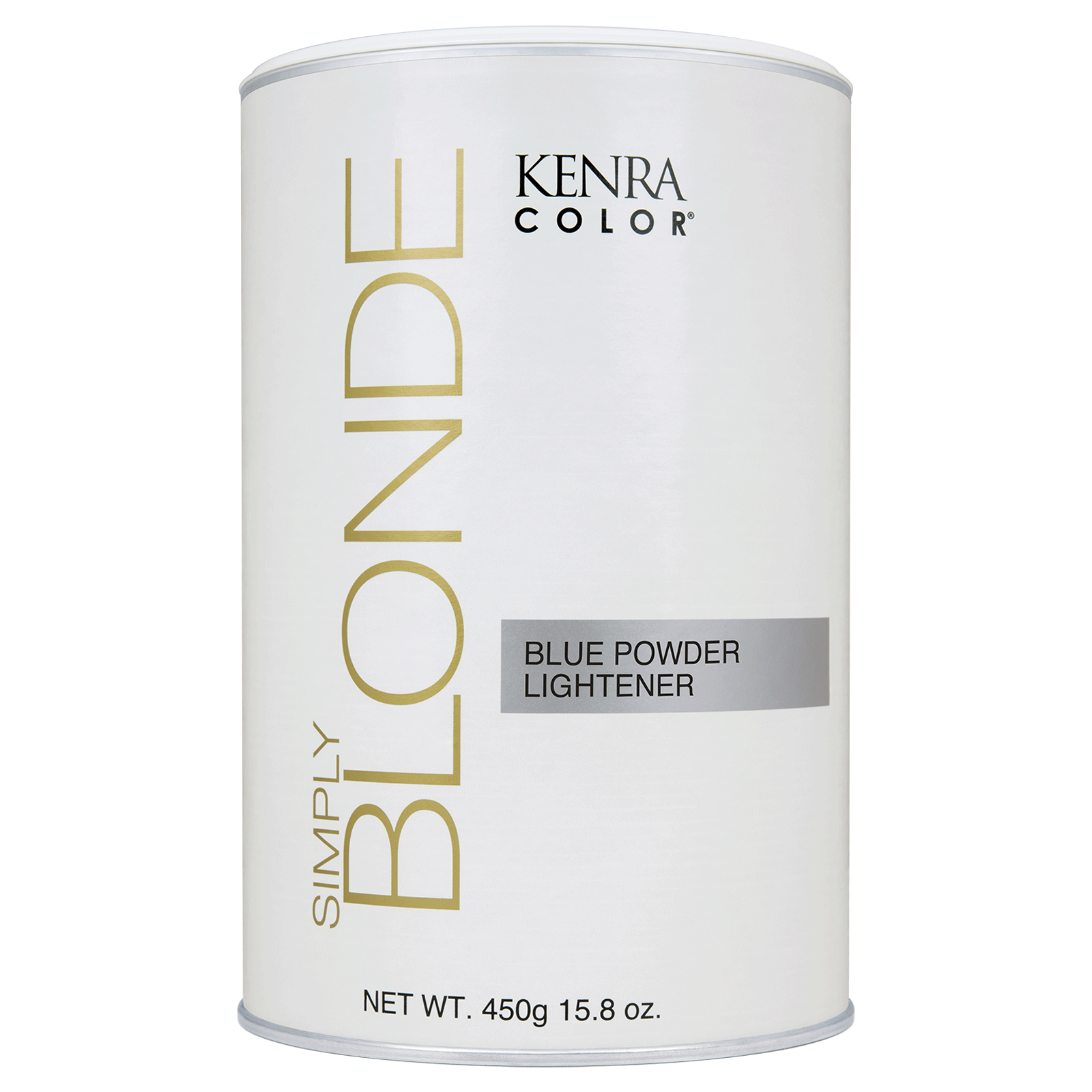 Simply Blonde Blue Powder Lightener