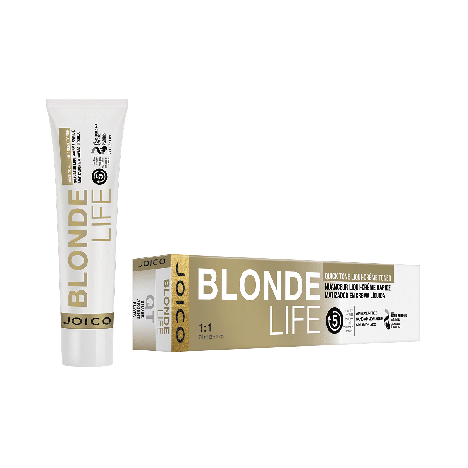 Blonde Life Quick Toner