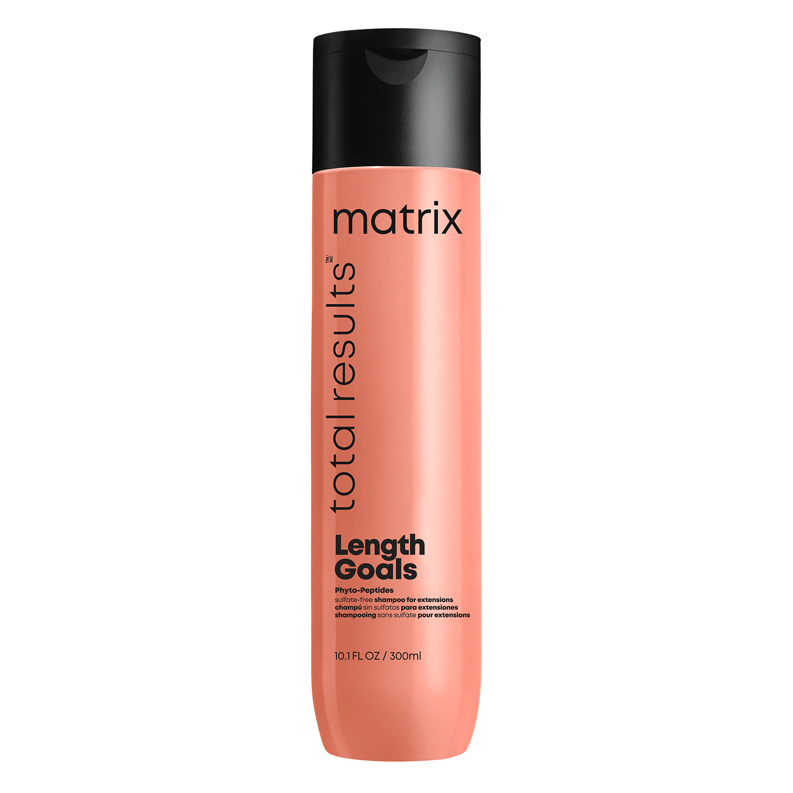 Total Results Length Goals Shampoo for Extensions