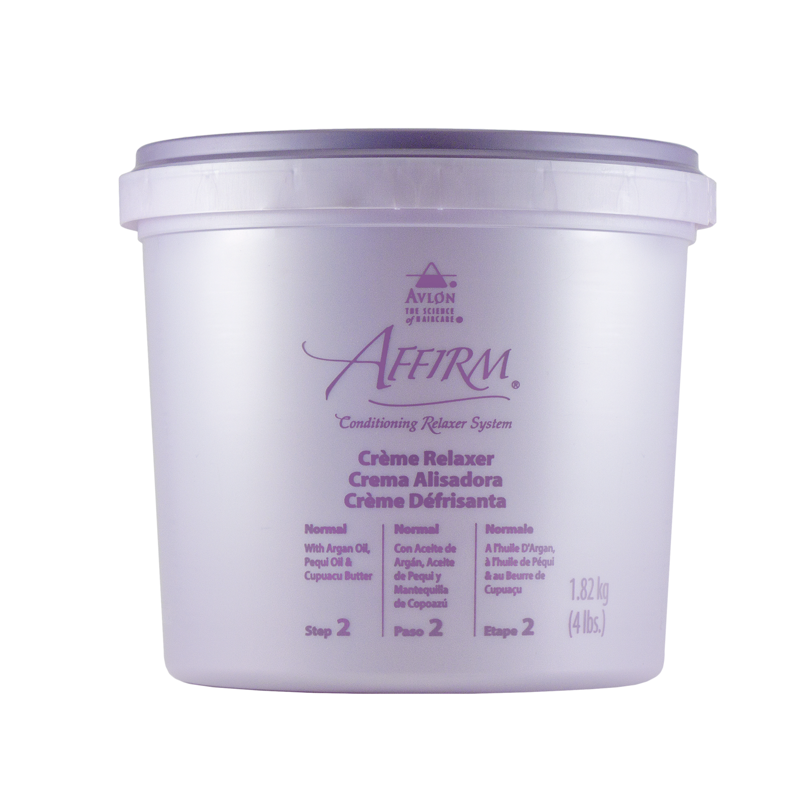 Affirm Creme Relaxer - Normal