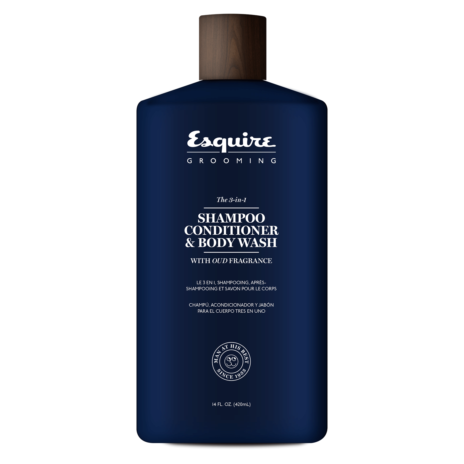 ef90da8e527b Esquire 3-in-1 Shampoo Conditioner & Body Wash - Farouk | CosmoProf