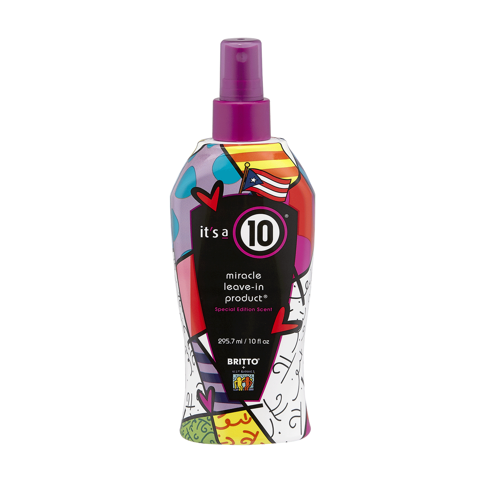 Limited Edition Britto Miracle Leave-In Conditioner