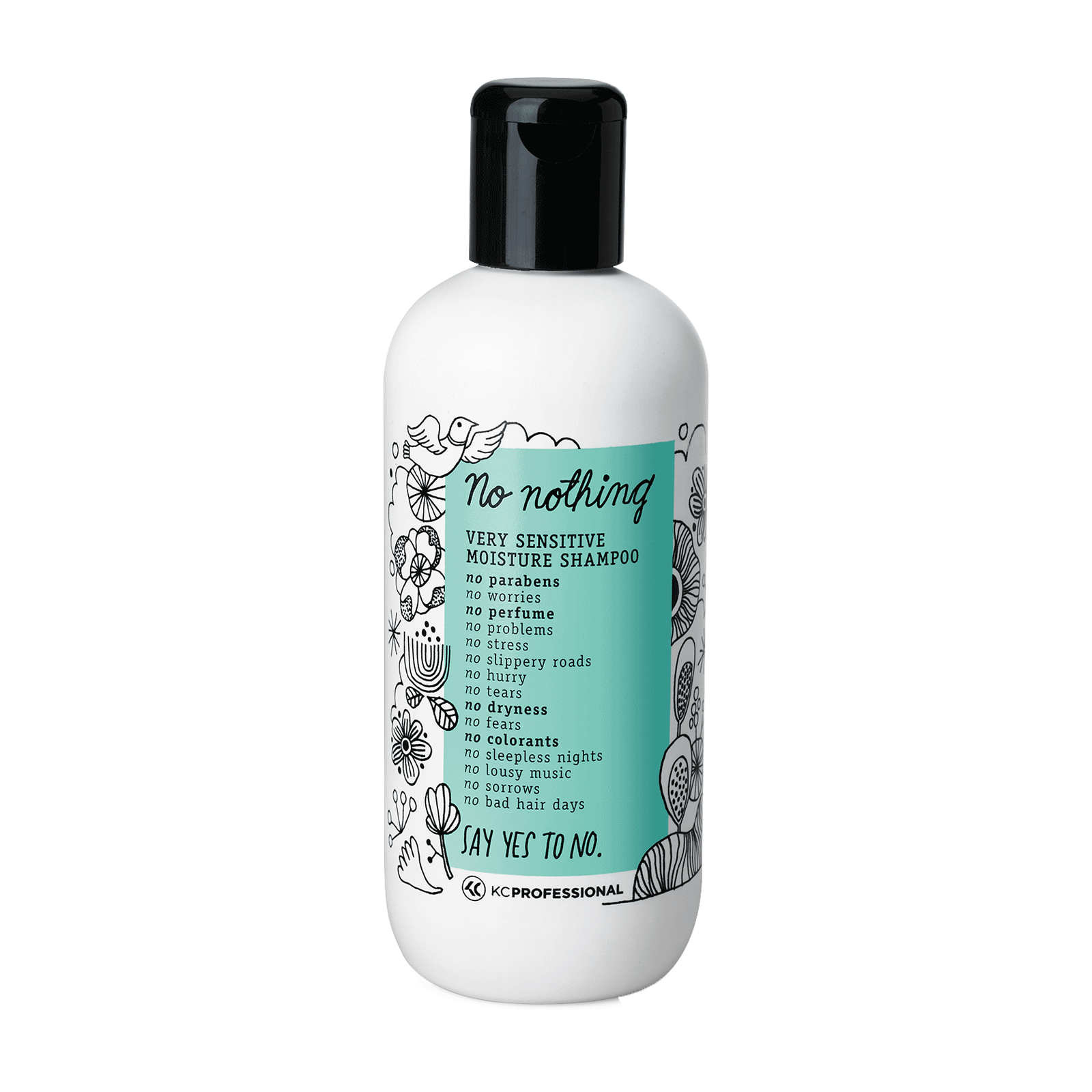 Very Sensitive Moisture Shampoo