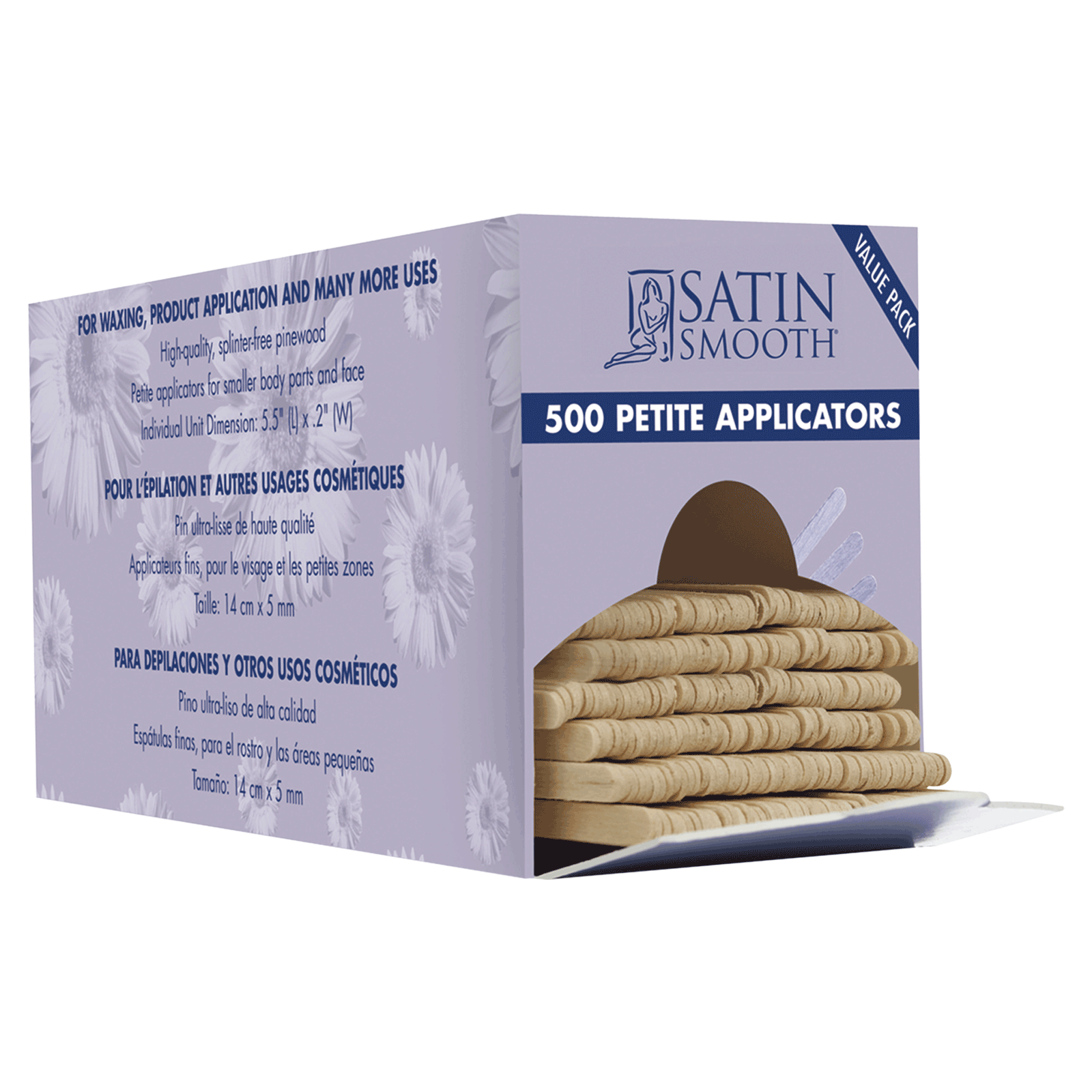 Petite Applicators Bulk Pack