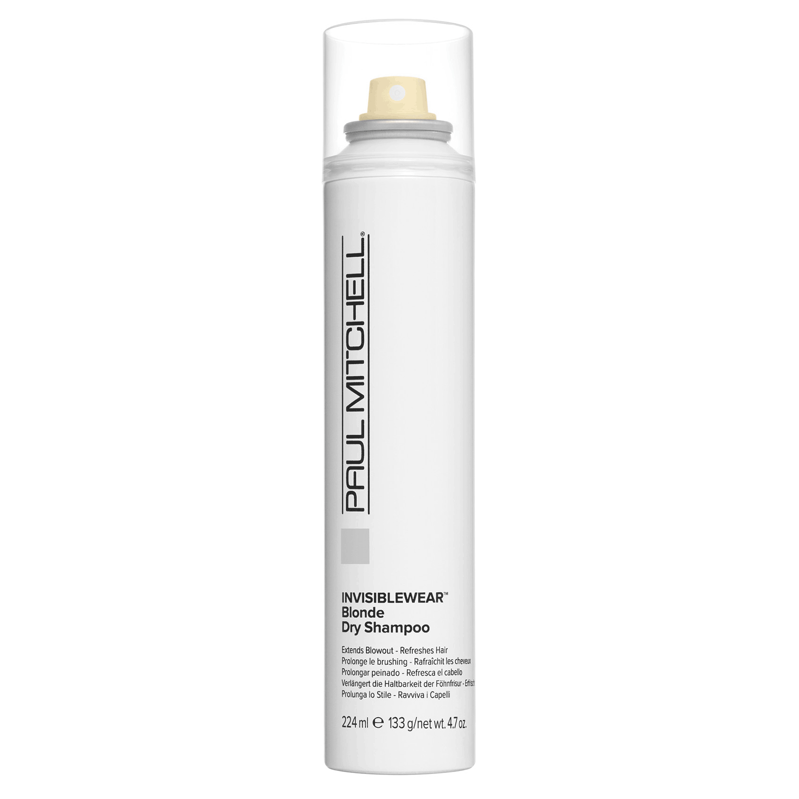 Invisiblewear - Blonde Dry Shampoo