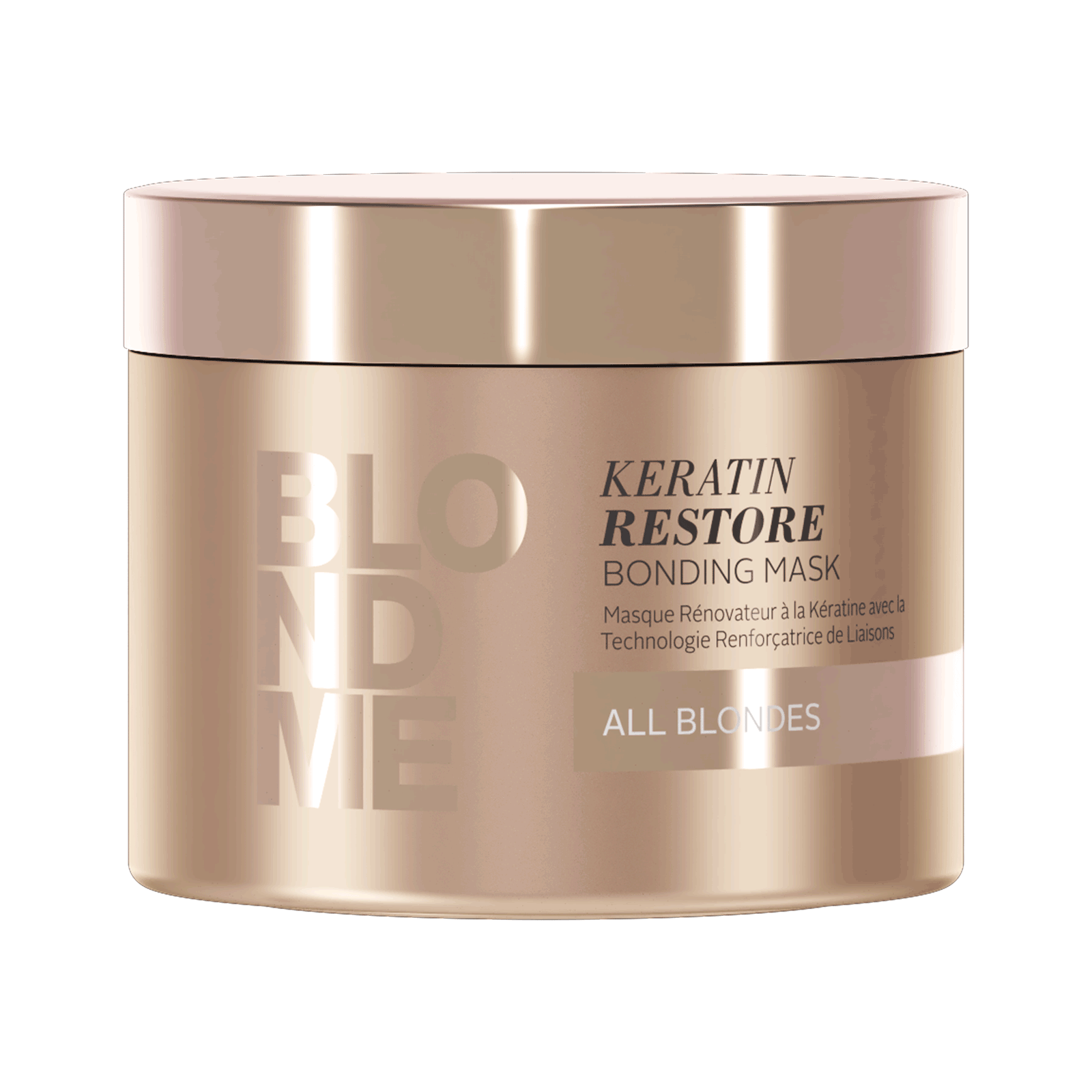 BlondMe - Keratin Restore Bonding Mask - All Blondes