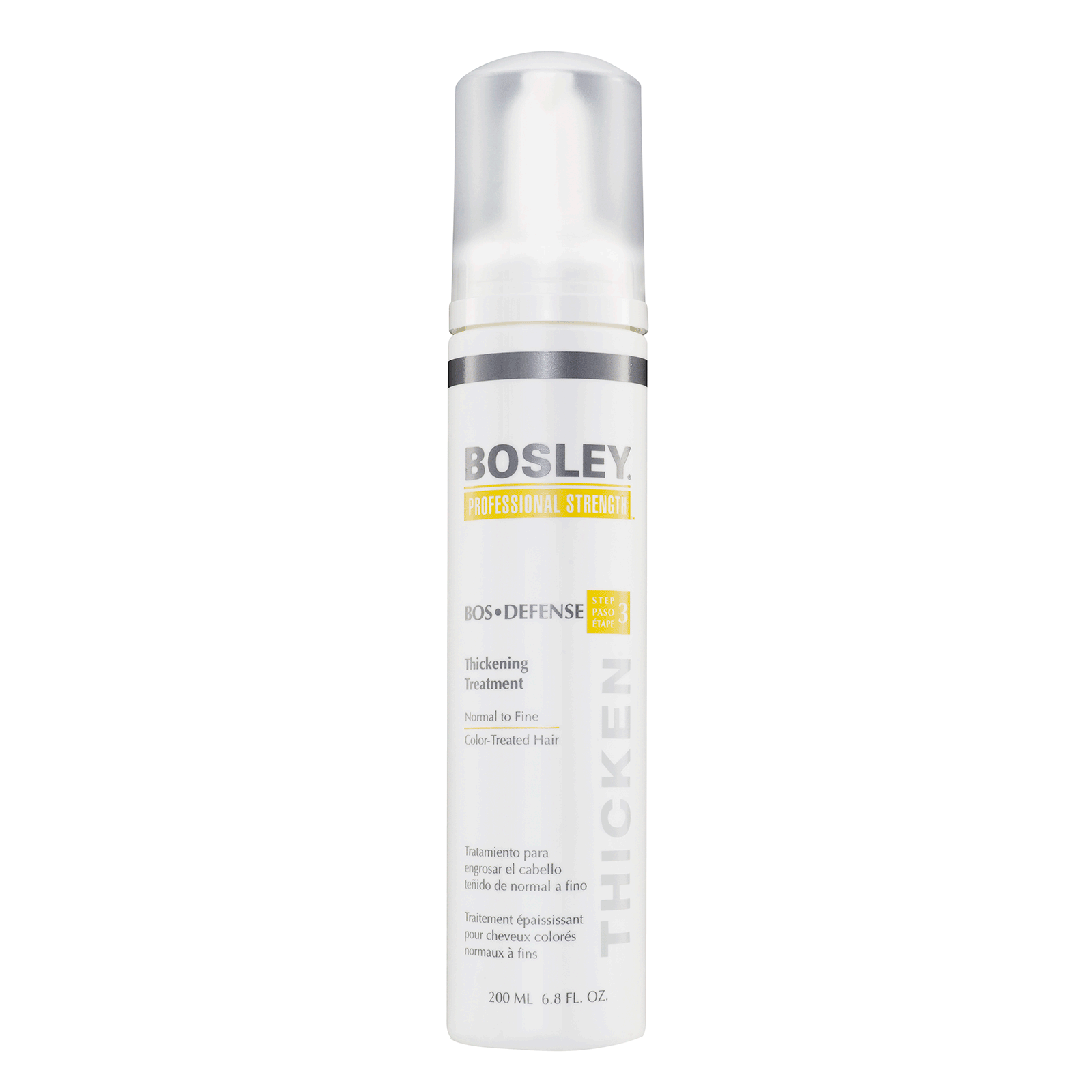 Defense Thickening Treatment For Color Treated Hair Bosley
